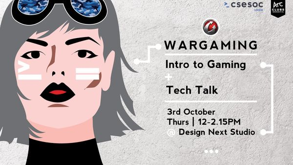 Wargaming: Intro to Gaming Tech Talk