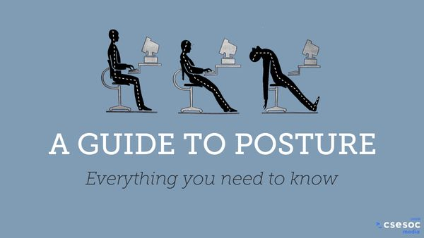 A Guide to Posture