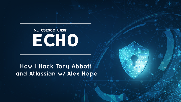 How I Hack Tony Abbott and Atlassian w/ Alex Hope