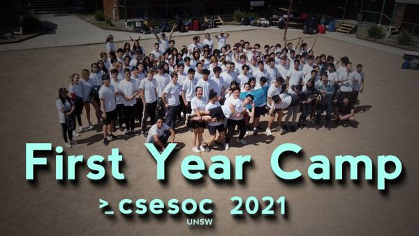 CSESoc First Year Camp 2021